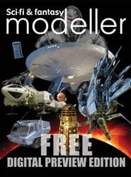 Sci-fi & fantasy modeller preview issue Sci-fi & fantasy modeller preview
