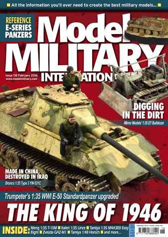 Model Military International issue 118