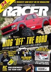 Radio Control Car Racer issue Feb 16