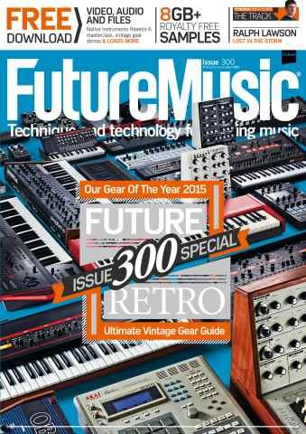 Future Music issue January 2016