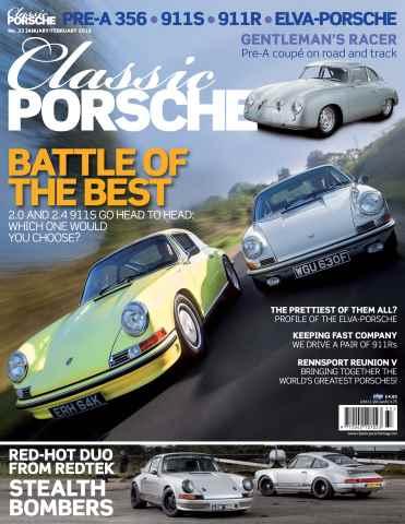 Classic Porsche issue Classic Porsche 33