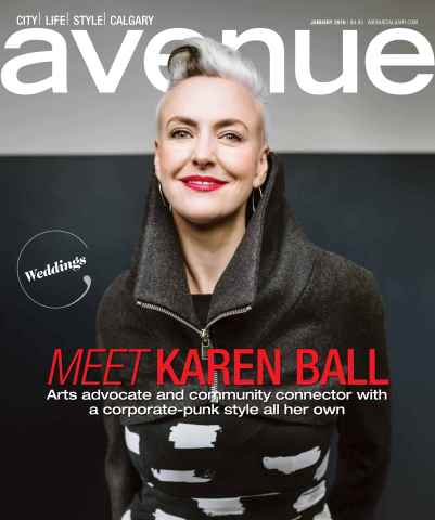 Avenue Calgary issue January 2016