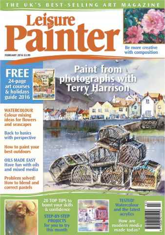 Leisure Painter issue February 2016