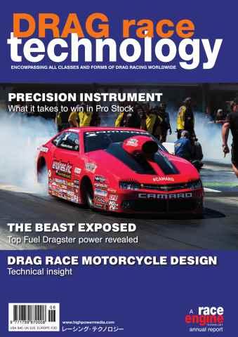 DRAG Race Technology issue Volume 6 - November 2015