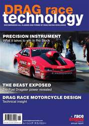 DRAG Race Technology issue Volume 6 - November 2015