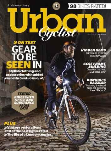Urban Cyclist issue Issue 14