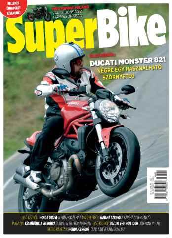 Superbike Hungary issue jan 2016