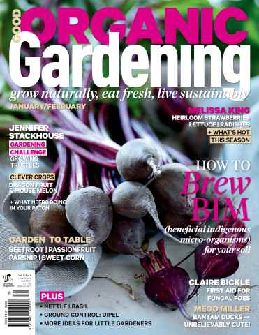 Good Organic Gardening issue Issue#6.5 - 2015