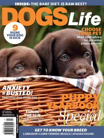 Dogs Life issue Jan/Feb Issue#135