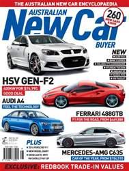 Australian New Car Buyer issue Dec Issue#46 2015