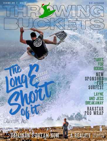 Throwing Buckets issue December 2015