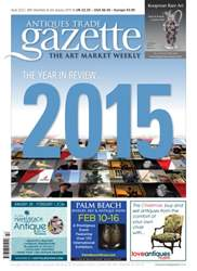 Antiques Trade Gazette issue 2222