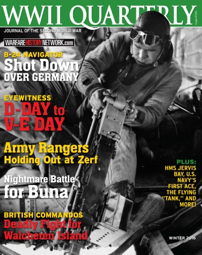 WWII Quarterly issue Winter 2016