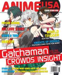 Otaku USA's Latest All-Anime Special!  issue Otaku USA's Latest All-Anime Special!