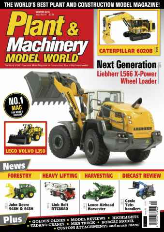 Plant & Machinery Model World issue Winter 15