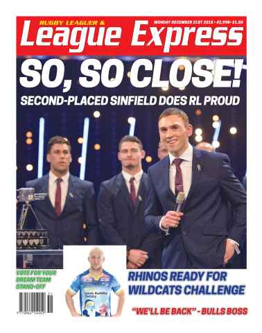 League Express issue 2998