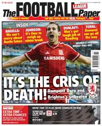 The Football League Paper issue 20th December 2015