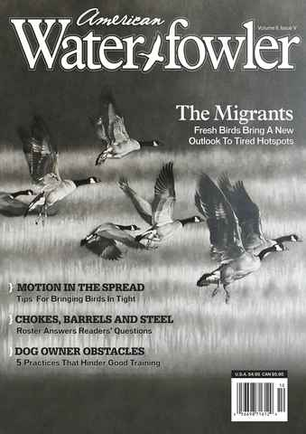 American Waterfowler issue Volume II Issue V