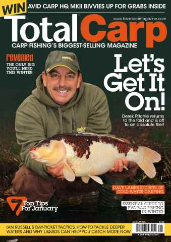 Total Carp issue January 2016