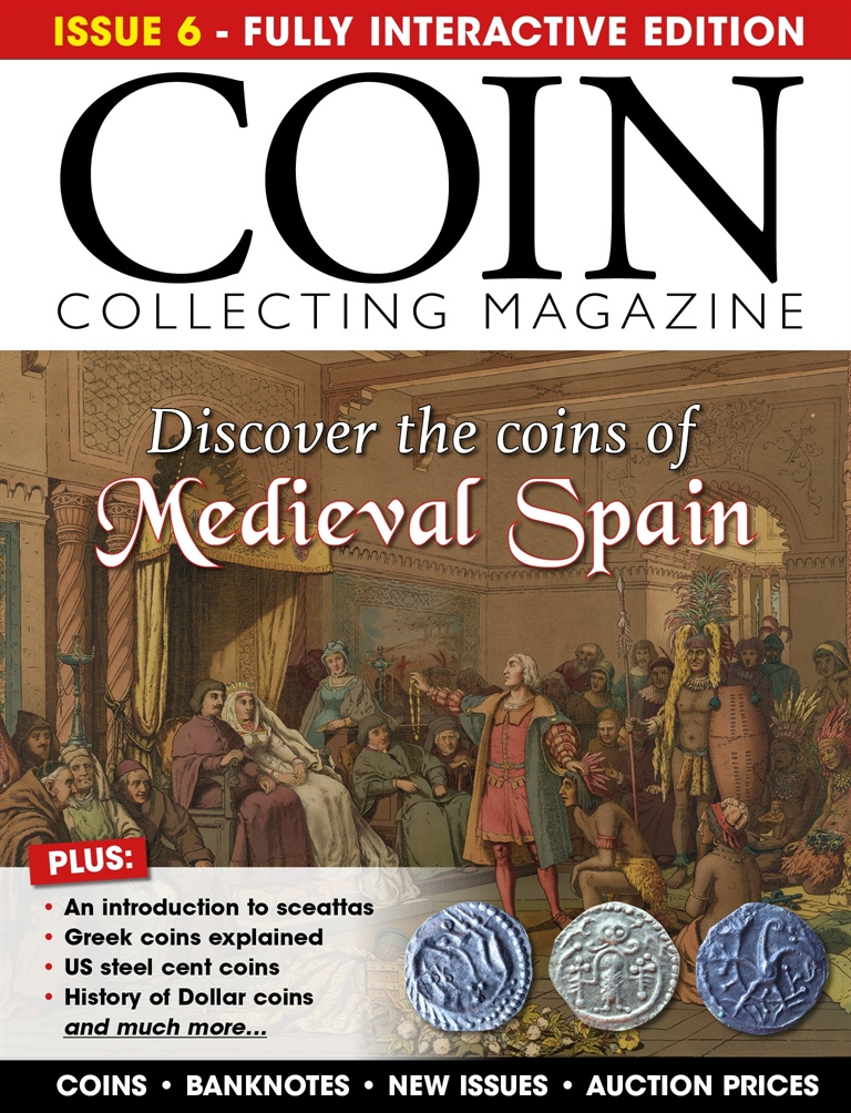 Coin Collecting Magazine issue Coin Collecting Magazine Issue 6