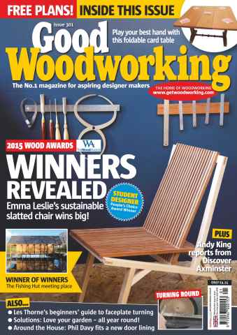 Good Woodworking issue January 2016