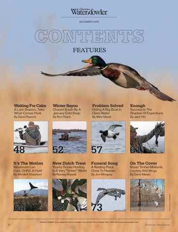 American Waterfowler Preview 4