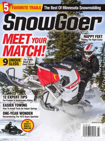 SnowGoer issue March 2016