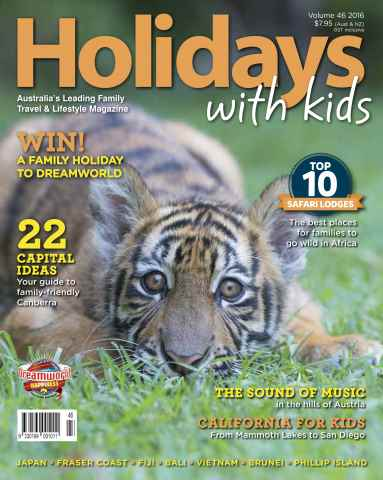 Holidays With Kids issue Volume 46