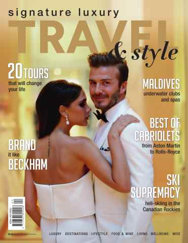 Signature Luxury Travel & Lifestyle issue Volume 20