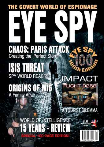 Eye Spy issue Issue 100