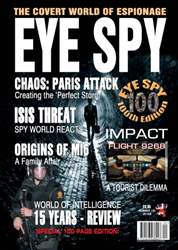 Eye Spy issue Issue 100