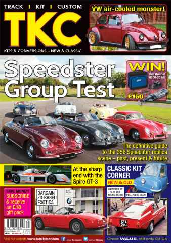 totalkitcar Magazine/tkc mag issue January-February 2016