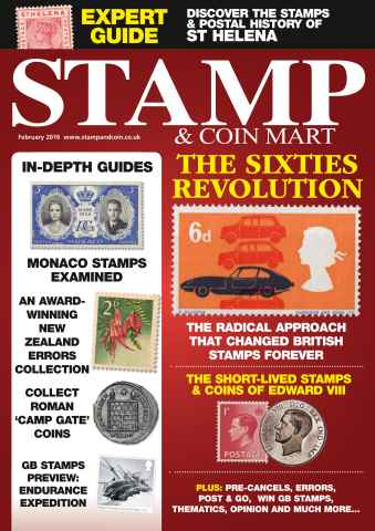 Stamp & Coin Mart issue February 2016