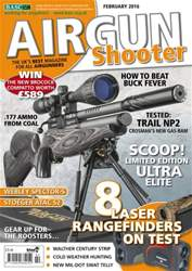 Airgun Shooter issue February 2016