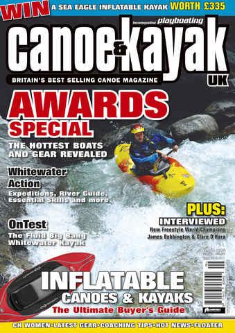Canoe & Kayak UK issue September 2011