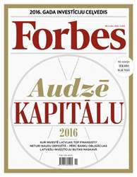 Forbes Decembris '15 issue Forbes Decembris '15