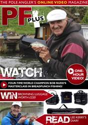 Pole Fishing Plus issue Issue 6