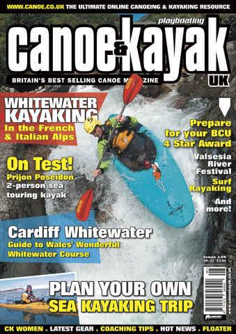 Canoe & Kayak UK issue August 2011
