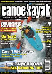 Canoe & Kayak UK issue August 2011
