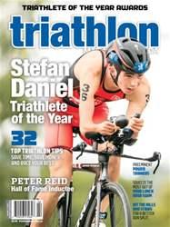 Triathlon Magazine Canada issue Volume 11 issue 1