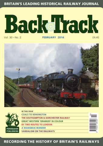 Backtrack issue February 2016