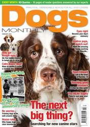 Dogs Monthly issue February 2016