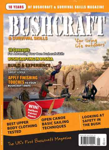 Bushcraft & Survival Skills Magazine issue Issue 60