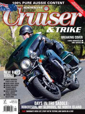Cruiser & Trike issue Issue#7.5 Nov 2015