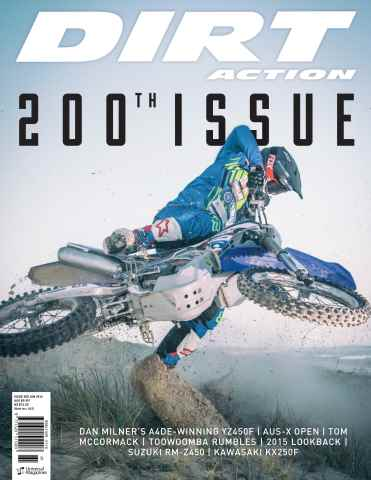 Dirt Action issue Issue#200 Jan 2016
