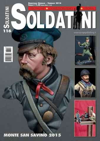 Soldatini issue 116