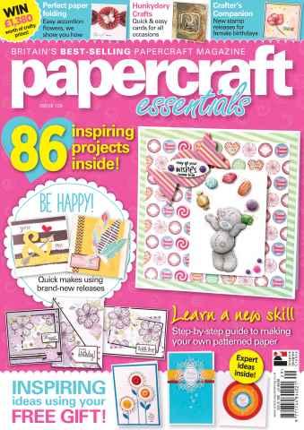 Papercraft Essentials issue 129