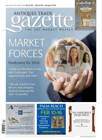 Antiques Trade Gazette issue 2223