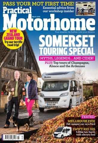 Practical Motorhome issue March 2016