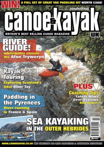 Canoe & Kayak UK issue July 2011